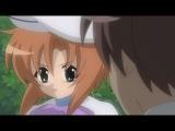 Higurashi no Naku Koro ni / Когда плачут цикады (первый сезон) 24 [DVD-Rip][480p][AnimeReactor.RU]