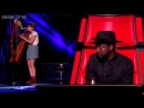 Anna McLuckie performs 'Get Lucky' by Daft Punk - The Voice UK 2014- Blind Auditions 1 - BBC One